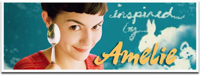 Amelie little banner