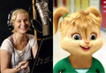 Amy an Elanor - alvin-and-the-chipmunks-2 photo