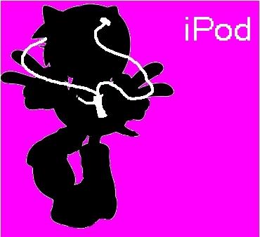 Amys iPod