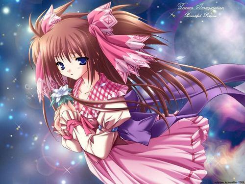 ragazze Anime wallpaper called Anime girls