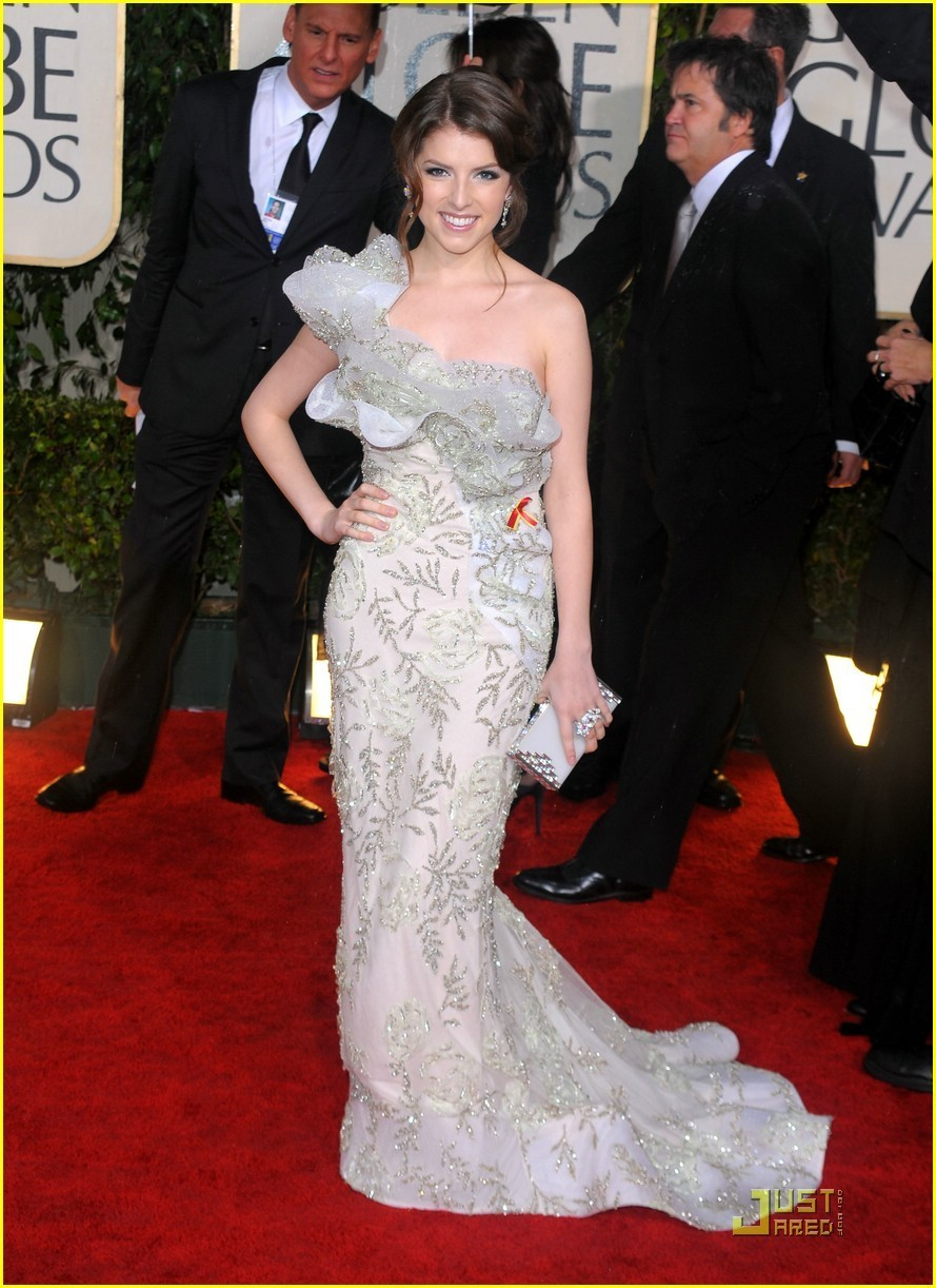 Anna Kendrick - 67th Annual Golden Globe Awards