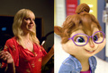 Anna and Jeanette - alvin-and-the-chipmunks-2 photo