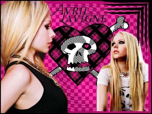 Avril Wallpaper