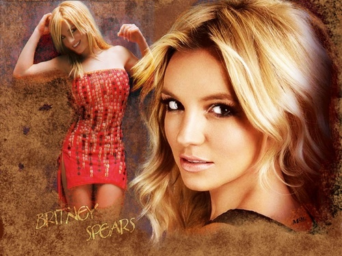 Britney Pretty wallpaper