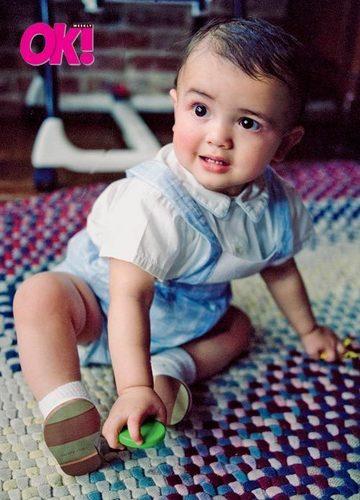 Baby Prince Michael II (aka Blanket)