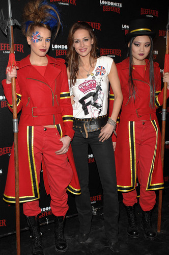 Beefeater+London Punk Party
