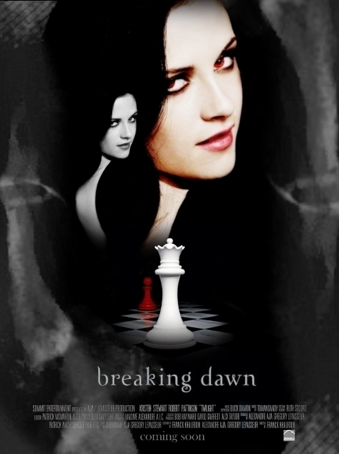 Bella in Breaking Dawn