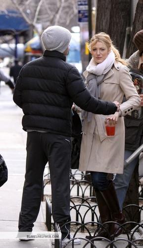 Blake/Seb Filming Jan 18th (VDB WOOOOO!)