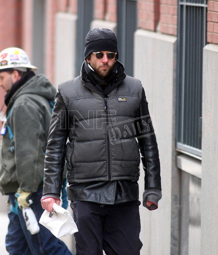 Bradley in Soho 1*13*10