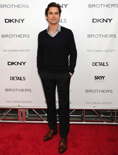 Brothers Premiere in NY
