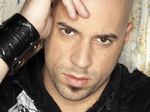 Chris Daughtry kertas dinding