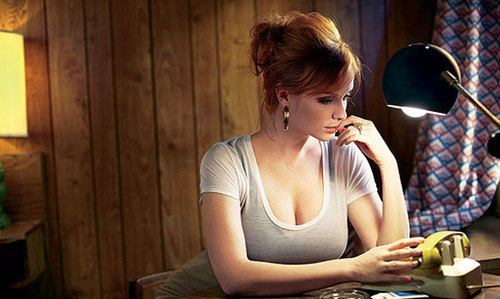 Christina Hendricks | Patrick Fraser Photoshoot