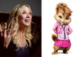 Christina and Brittney - alvin-and-the-chipmunks-2 photo