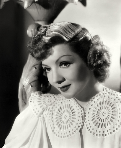 Claudette Colbert