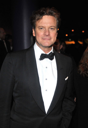 Colin Firth at 67th Golden Globe Awards