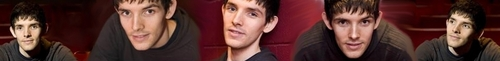 Colin morgan Banner