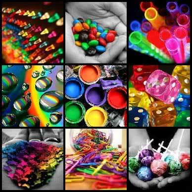 Colorful Collage