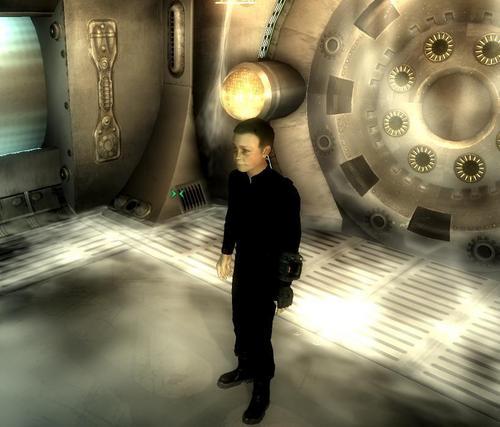 Commander Ender in Battle School
