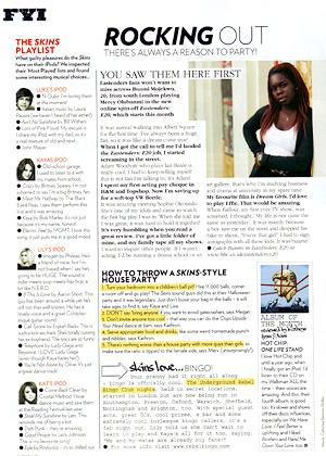 Company Magazine Scans