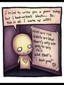 Cute Poem - pon-and-zi-azuzephre-cartoons photo