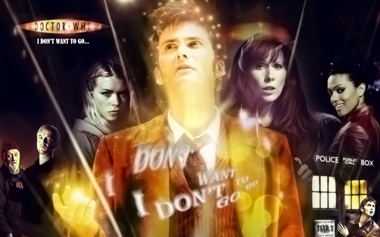 DOCTOR WHO-FAREWELL, MY LOVE