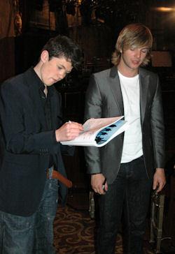 Damian and Keith