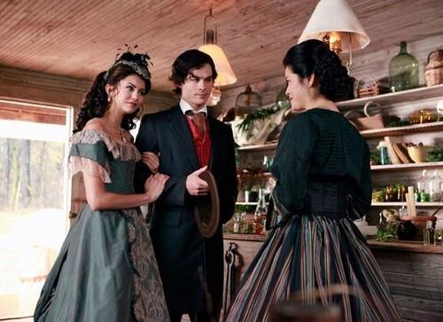 Damon and Katherine 1x13