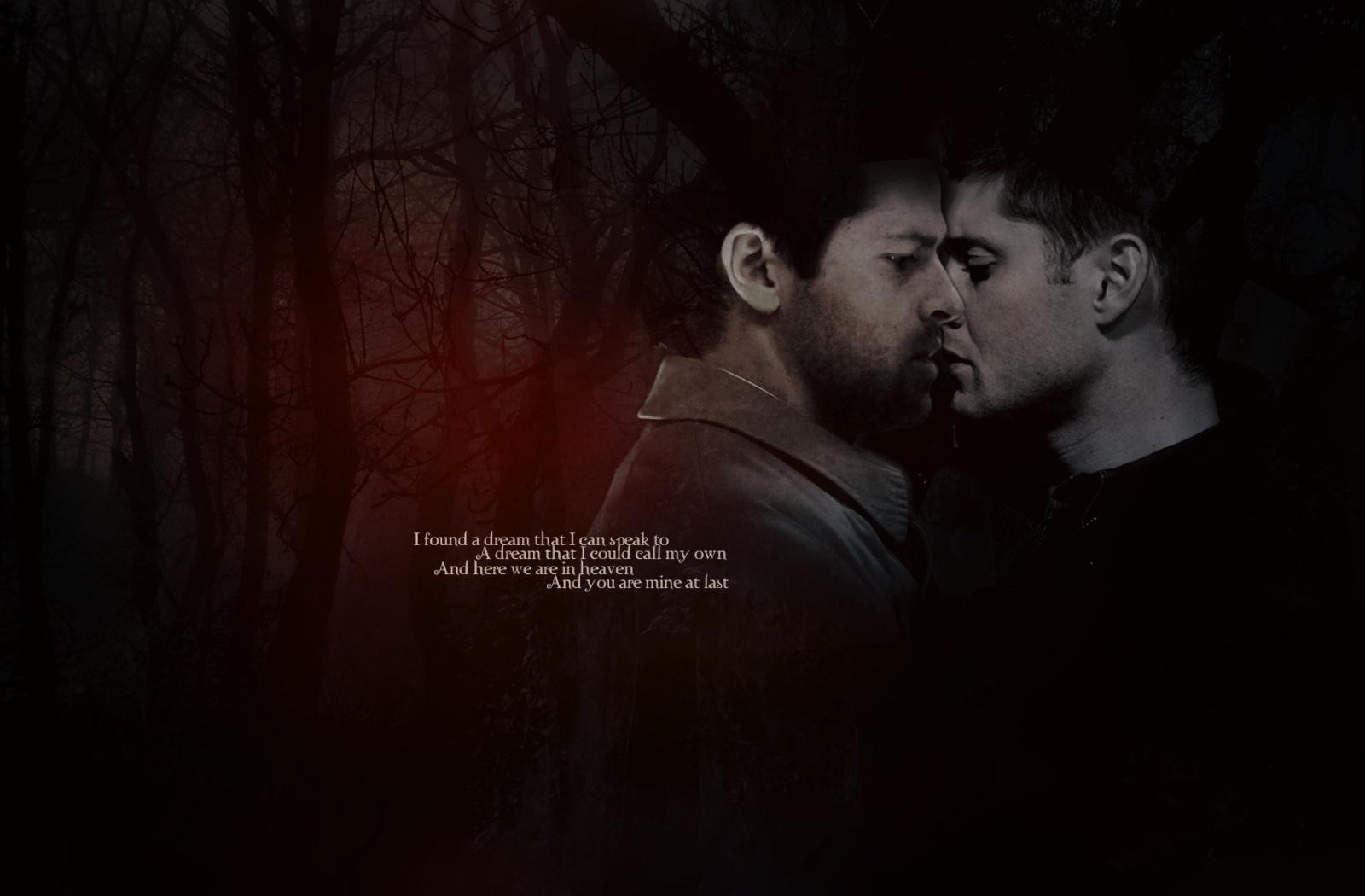 Dean + Castiel - Dean and Castiel Photo (9991655) - Fanpop