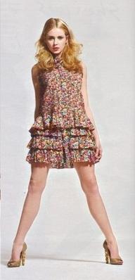 Diana in Grazia magazine