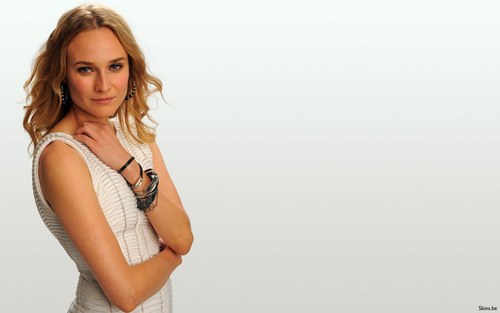 Diane Kruger - actresses Wallpaper