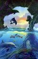 Dolphin Art