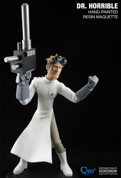Dr. Horrible Toy