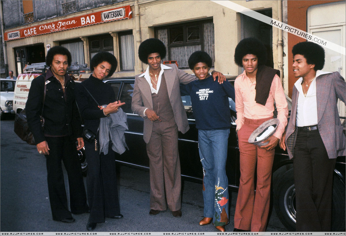 Early Years > The Jackson 5 / The Jacksons > TV Apperances > juu A Joe Dassin