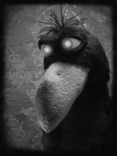 Edgar Allan Poe Puppets