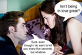 Edward & Bella Funny :D - twilight-series photo