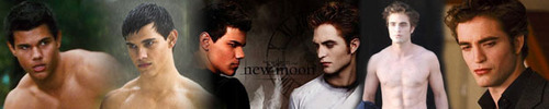 Edward and Jacob banner