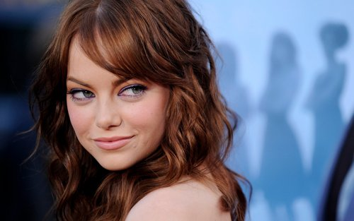 Emma Stone Widescreen wallpaper