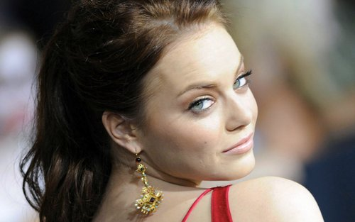 Emma Stone Widescreen वॉलपेपर