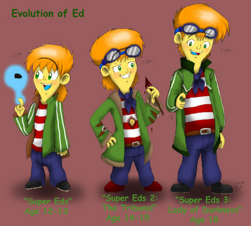 Evolution of Ed