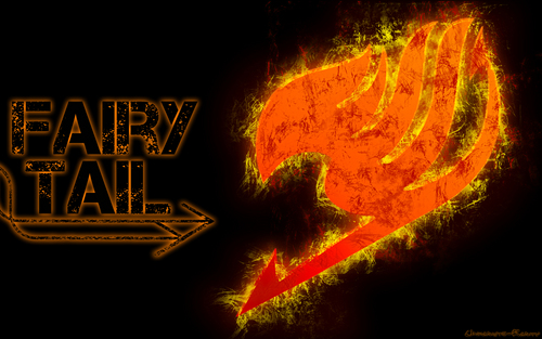 Fairy Tail fond d'écran titled Fairy Tail Logo