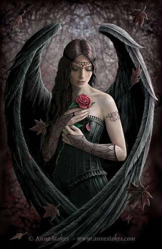 Goth Angel –Jäger der Finsternis