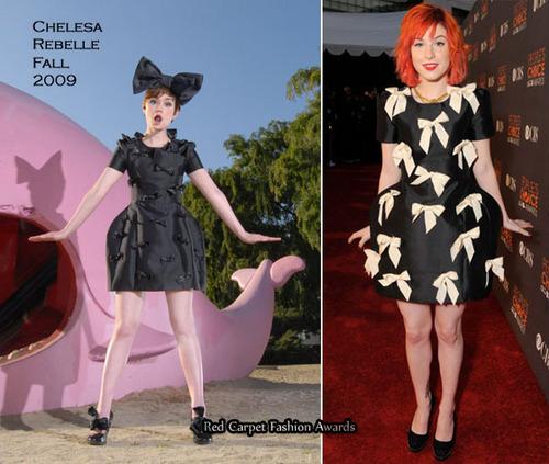 Fashion Hayley