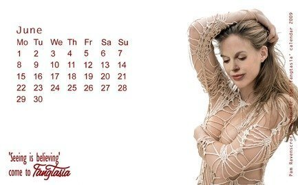 Females of Fangtasia Calendar