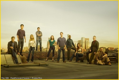 FlashForward - Season 1 Cast Promo Pics