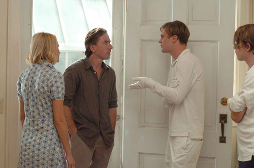Funny Games US - Watts, Roth, Pitt & Corbet