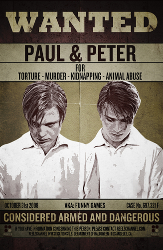 Funny Games: Wanted