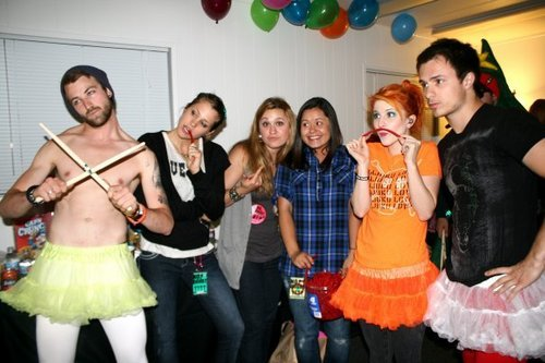 Funny Paramore Pic