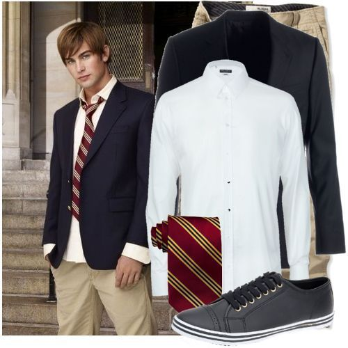 Babe Gossip girl guy fashion Married