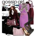 GS Fashion - gossip-girl-fashion fan art