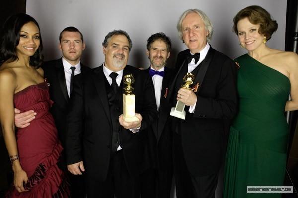 Golden Globes 2010 Portraits